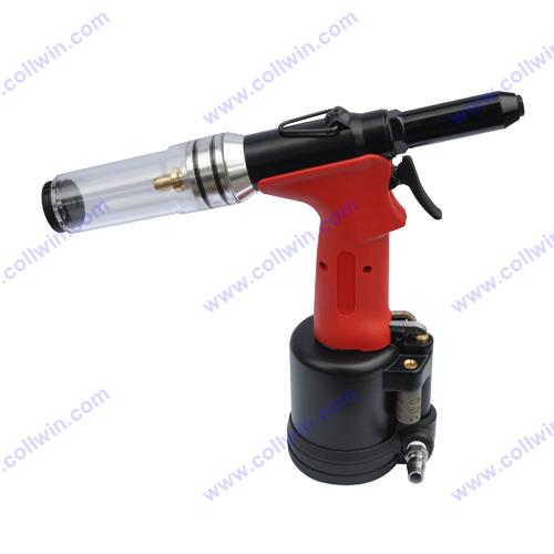 3/16″ Air Rivet Gun With Vacuum System