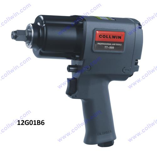1/2 Inch Professional Air Impact Wrench 850Nm