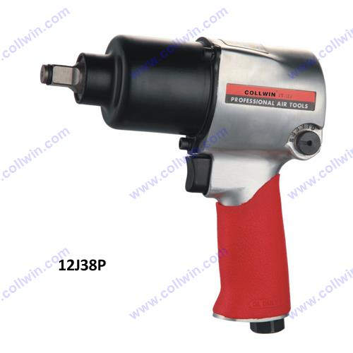 1/2 Square Drive Air Impact Wrench with Rubber Grip