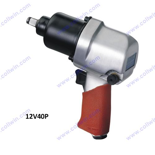 1/2″ Air Impact Wrench with Rubber Grip