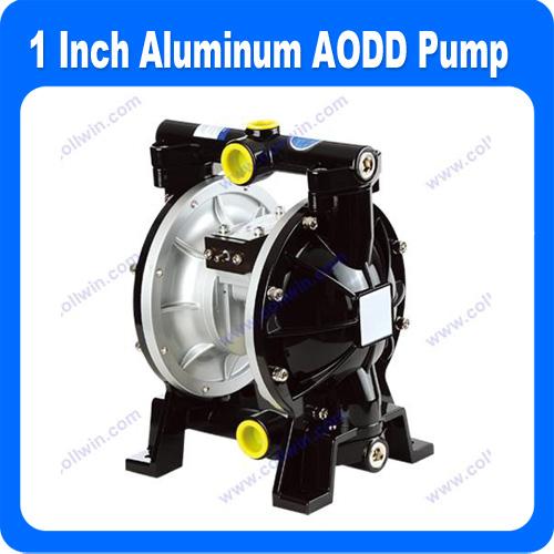 1 Inch Air Operated Double Diaphragm Pump (AODD Pump)