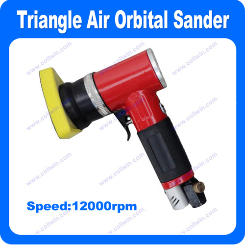 Air Angle Sander Delta Type 3 inch x 3 inch