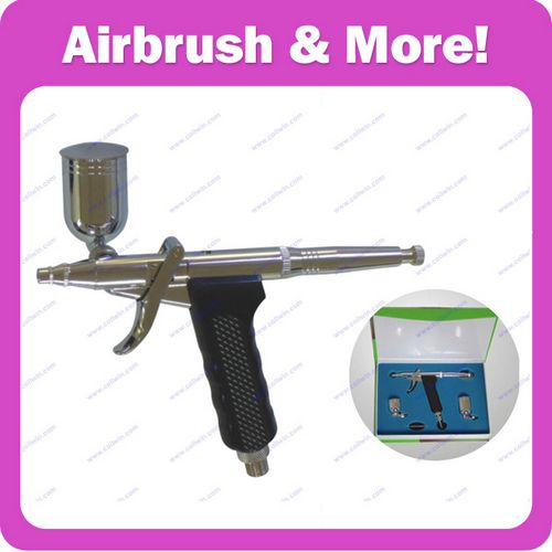 Trigger Action Airbrush with Side Cup